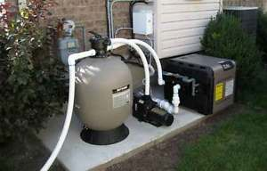 How to Install a Gas Pool Heater